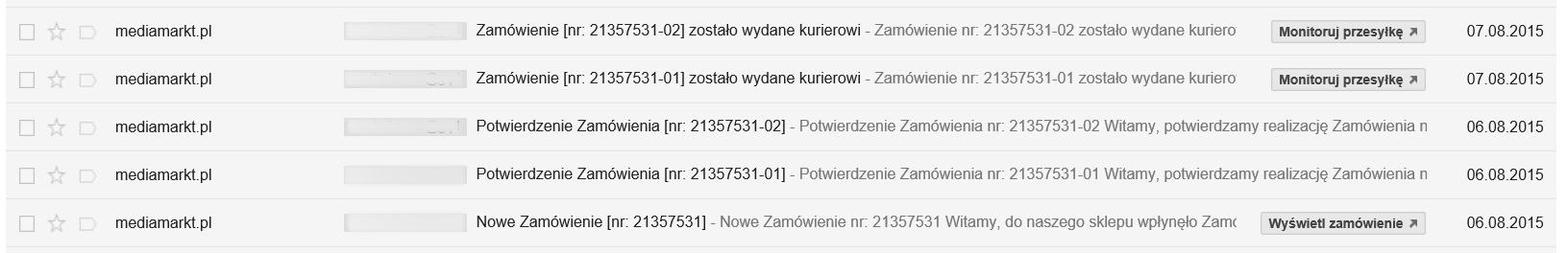 Jak zaprojektować system wysyłki e-maili, by nie dublował informacji i nie spamował poczty klienta.