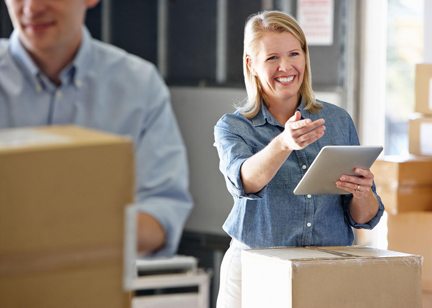 Delivery automation. Czy logistyka może być tańsza i łatwiejsza?