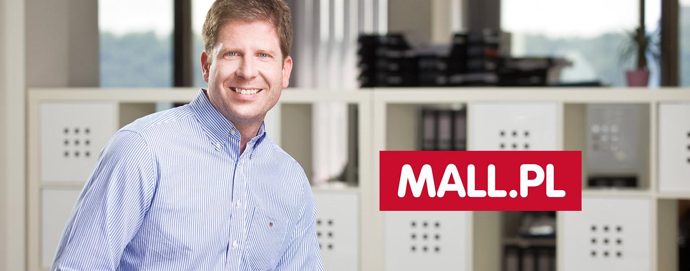 Tylko w zeszłym roku zrealizowaliśmy ponad 400 000 zamówień, a w tym roku planujemy wzrost o kolejne 20-25% - rozmowa z Vitem Endlerem z Mall.pl