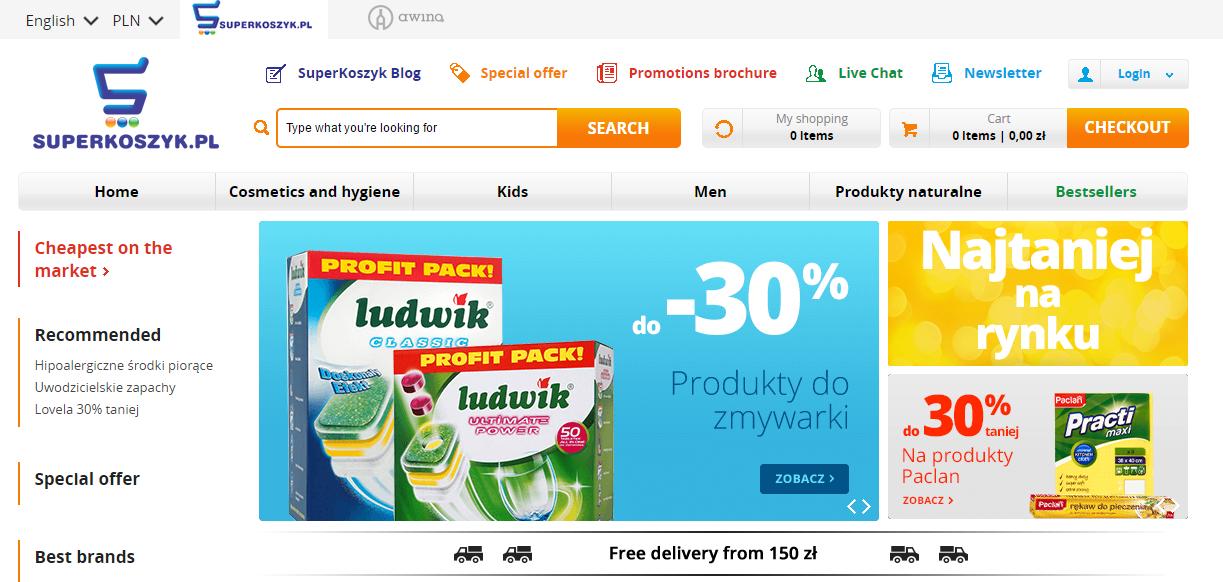 Jakie elementy strony e-sklepu warto zmienić wprowadzając sprzedaż zagraniczną?
