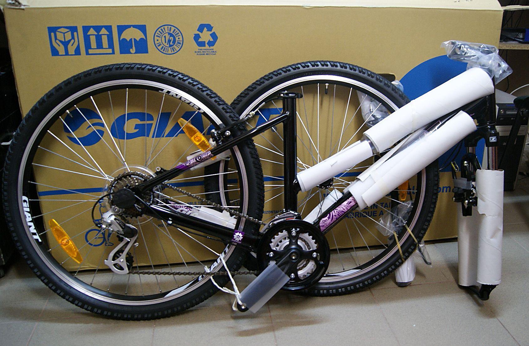 Jak zapakować rower do wysyłki kurierem?