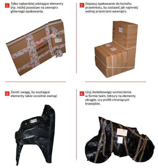 Jak pakować niestandardowe przesyłki?