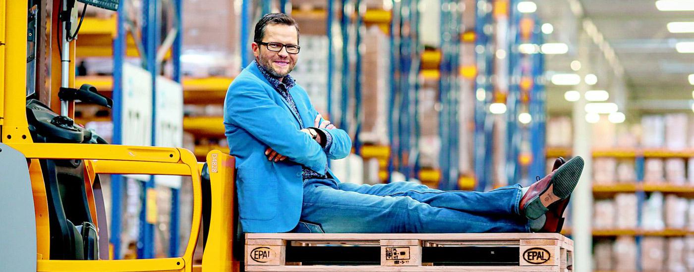Outsourcing to możliwość przyspieszenia dostawy. Wywiad z Grzegorzem Wroniszewskim z OEX E-Logistics