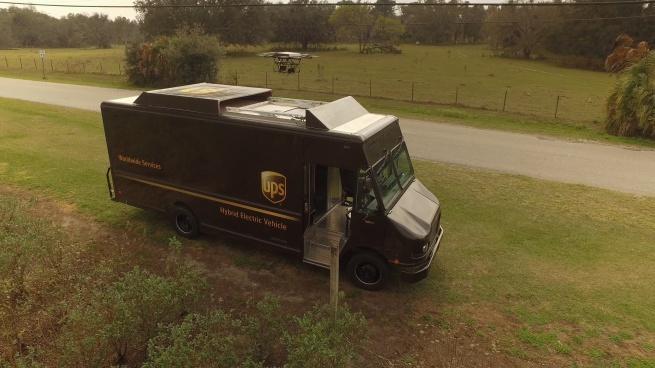 Jak drony zmienią dostawy przesyłek?