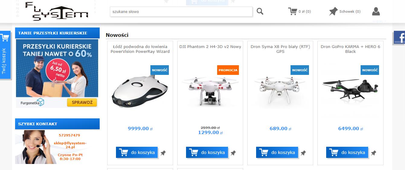 """Jak wykorzystać materiały reklamowe z programu partnerskiego """"Zarabiaj z Furgonetka.pl"""" w swoim sklepie internetowym?"""