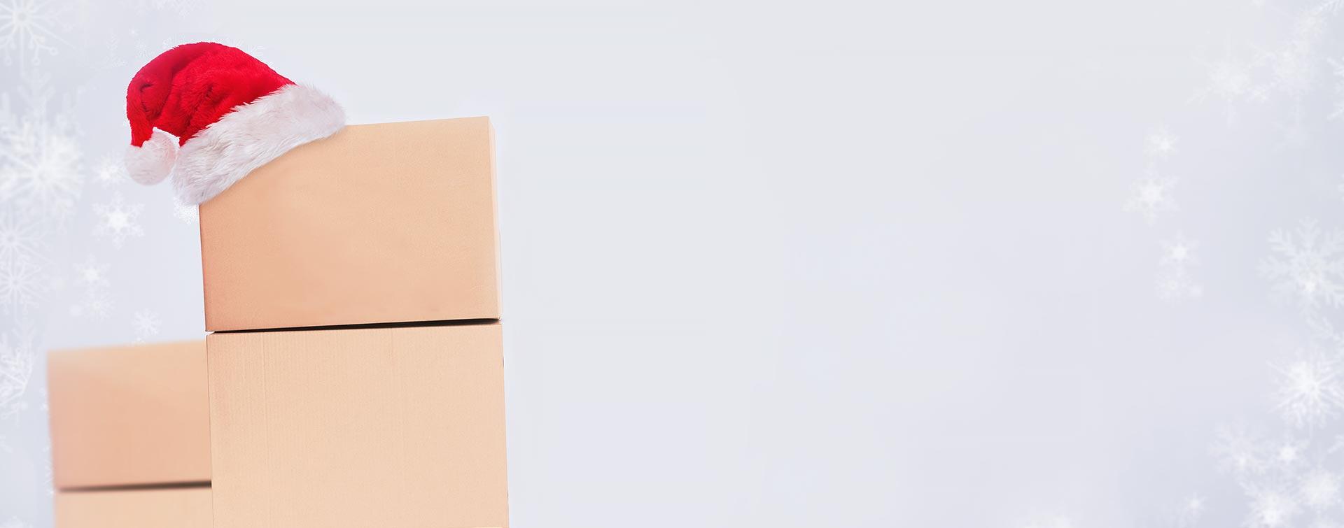 Jak poradziły sobie firmy kurierskie w sezonie świątecznym 2017? Raport