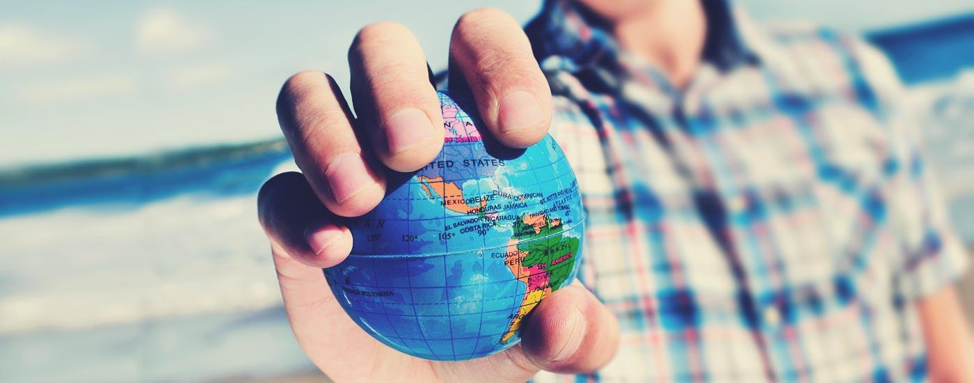 Jak wysłać coś za granicę?