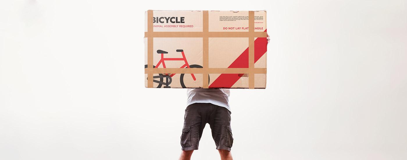 Jak przygotować rower do wysyłki kurierem?