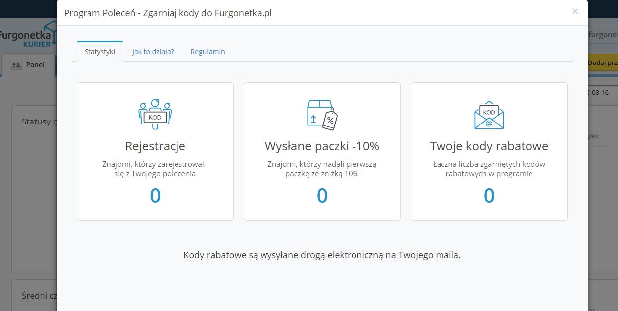 Polecaj Furgonetka.pl z Programem Poleceń