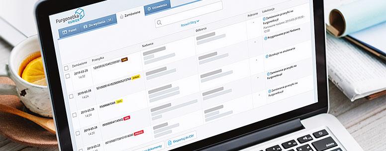 Nowy wygląd Panelu Klienta na Furgonetka.pl. Sprawdź, co dokładnie się zmieniło