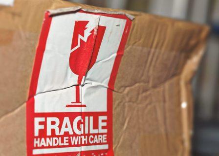 Co zrobić, kiedy przesyłka została uszkodzona?