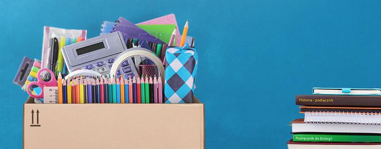 Wyprawka szkolna przez internet? 4 sposoby, jak zaoszczędzić na zakupach do szkoły