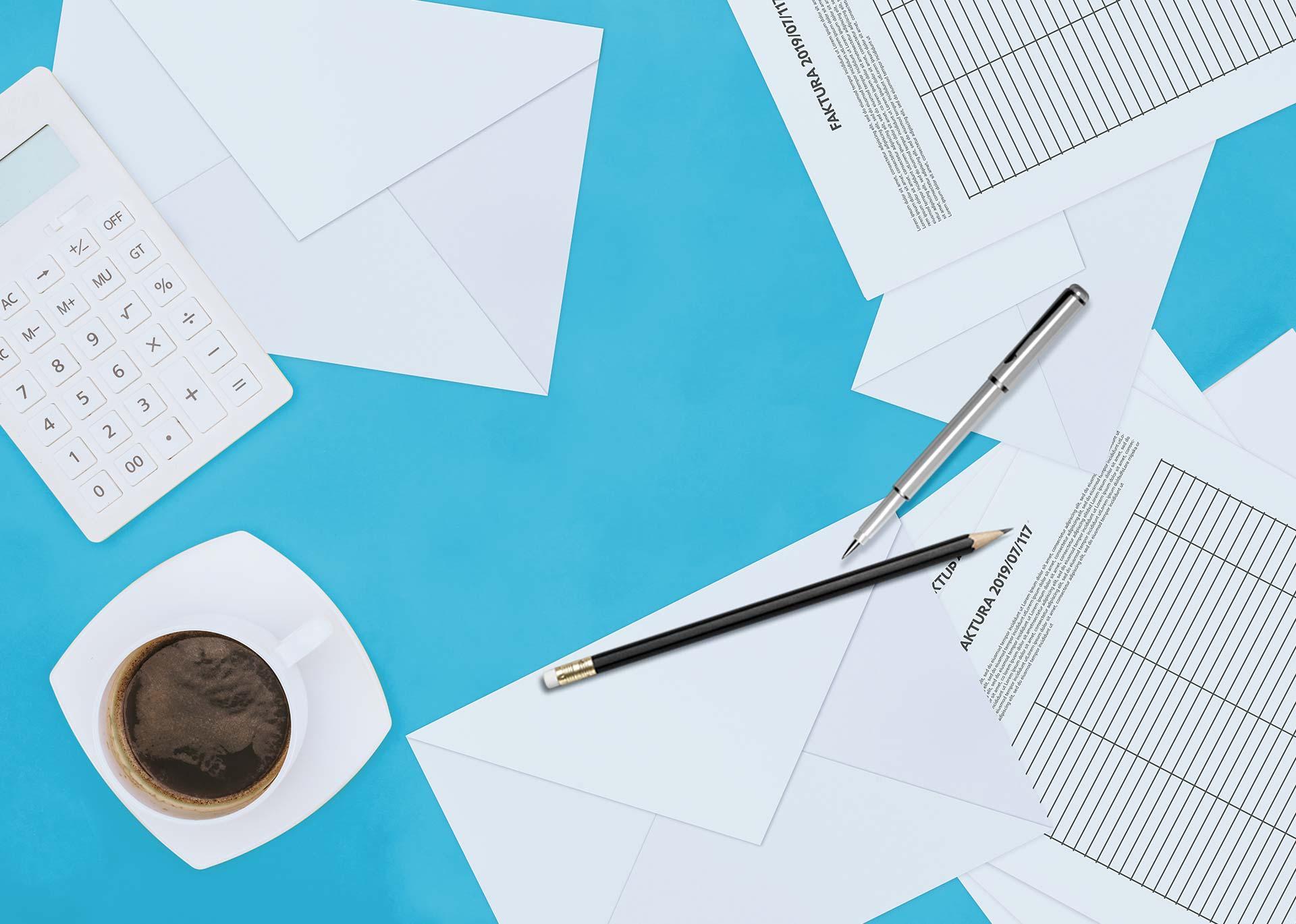 Dlaczego dokumenty księgowe lepiej jest wysyłać kurierem?