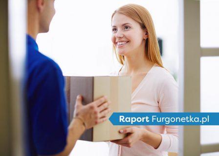 Raport Furgonetka.pl: Wskaźnik satysfakcji klientów sektora usług kurierskich w 2018 roku