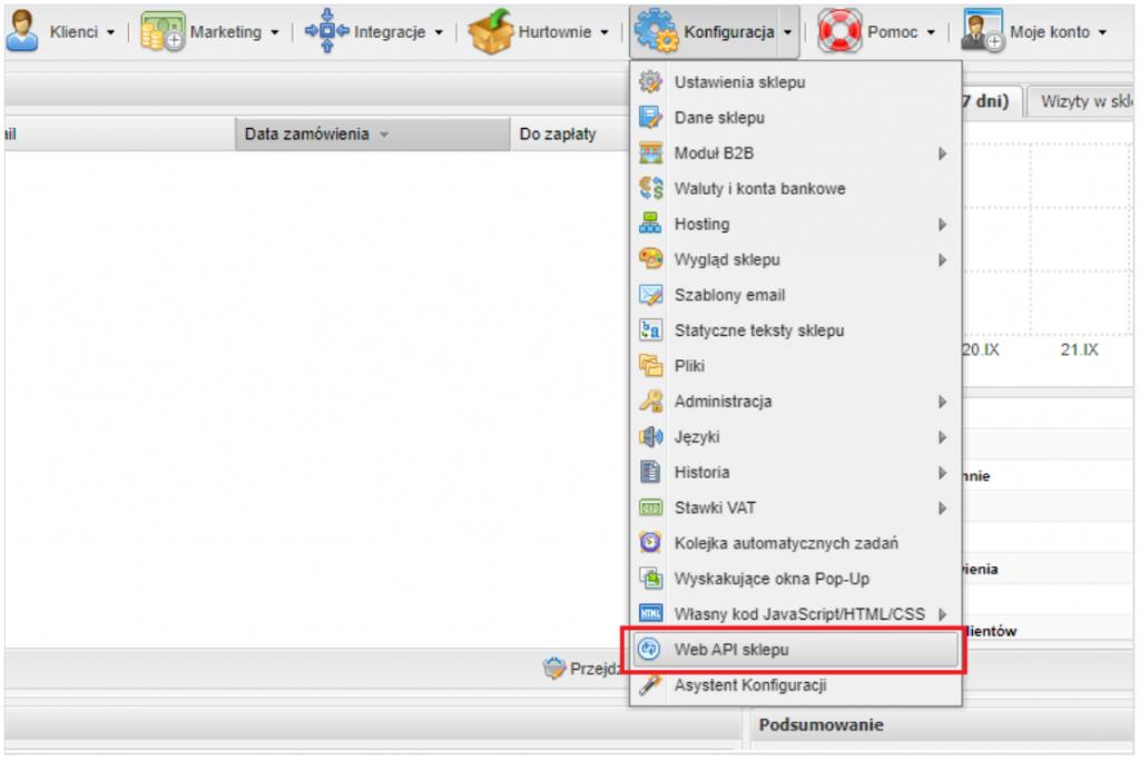 Jak zintegrować Furgonetka.pl z platformą SkyShop?
