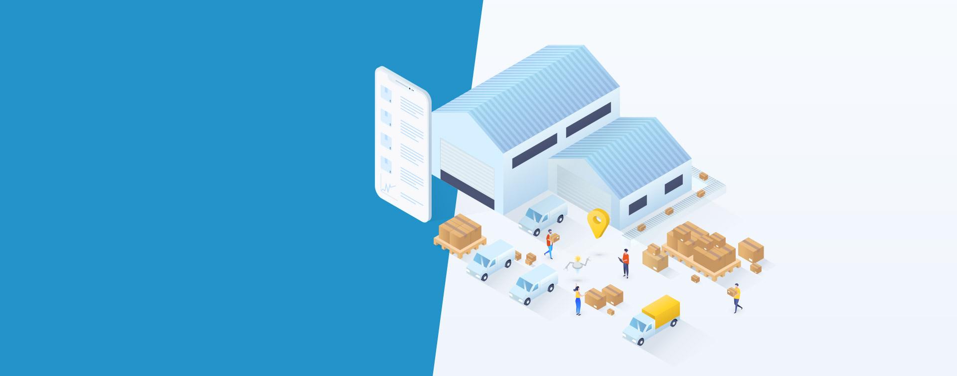 Logistyka w dużych vs. małych i średnich sklepach internetowych w Polsce. Raport 2019
