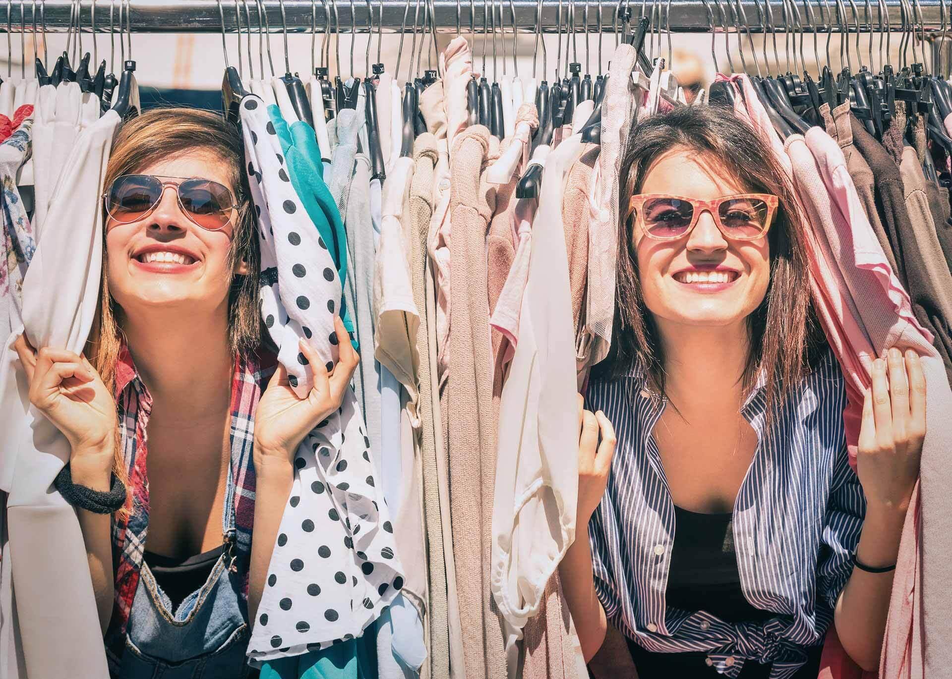 Gdzie sprzedać używane ubrania?