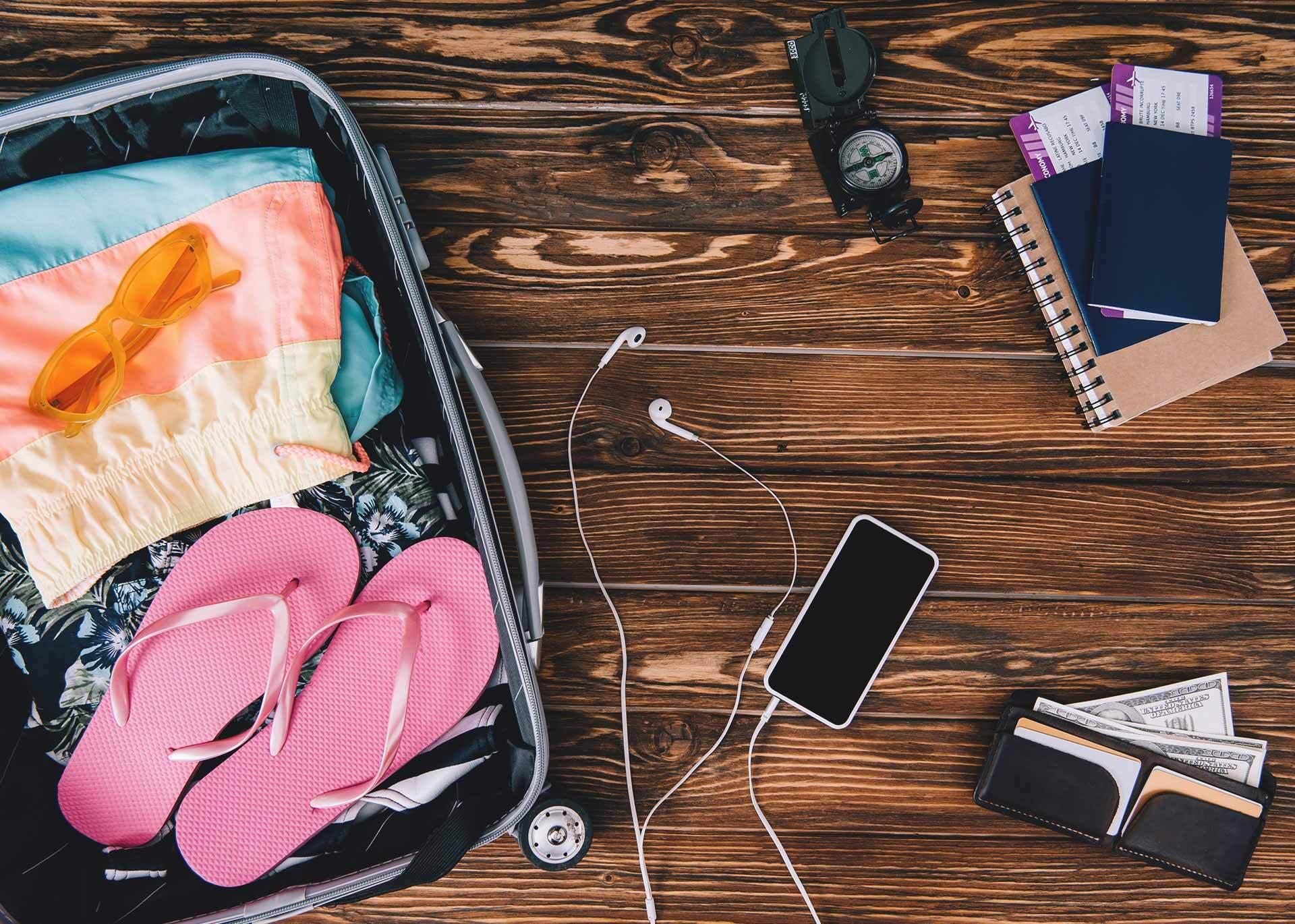 Jak wysłać walizkę lub inny bagaż kurierem?