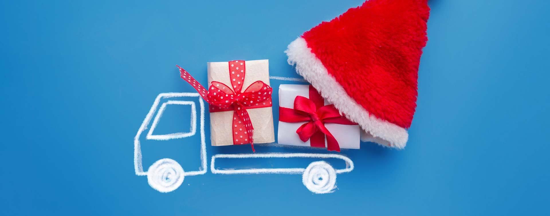 Jak kurierzy pracują w okresie świątecznym?