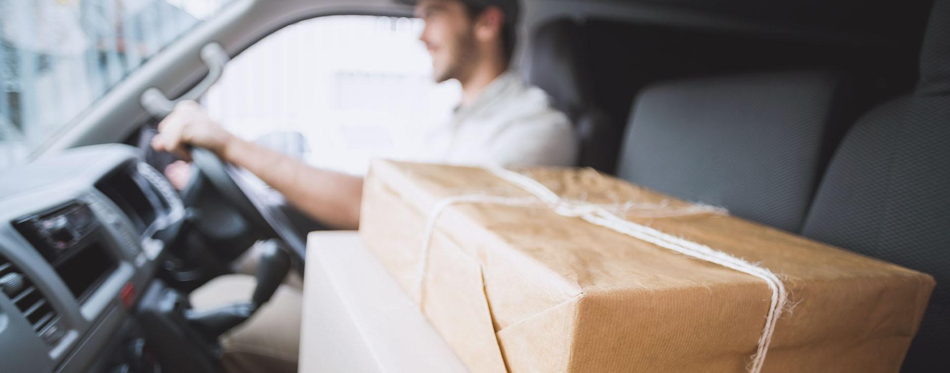 jak zamowic przesylke z xpress delivery furgonetka